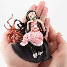 G.E.M. Series Demon Slayer: Kimetsu no Yaiba Palm-Size Nezuko Ver. 2 w/ Bonus