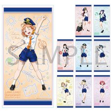 Love Live! Sunshine!! Pilot Ver. Big Towel Collection