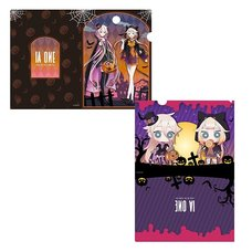 IA & ONE Chibi Halloween Ver. A4 Clear File