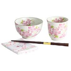 Hana Misato Mino Ware Gift Set