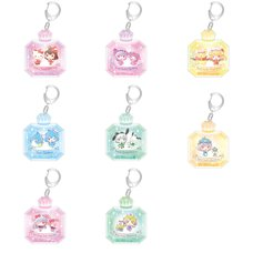 Touhou Project x Sanrio Characters Acrylic Keychain Collection