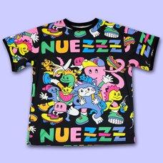NUEZZZ ZZZ PiCNiC All-Over Print T-Shirt