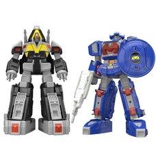Super Minipla Power Rangers in Space Astro Megazord & Delta Megazord Set