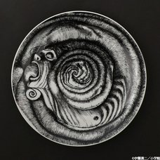 Junji Ito Uzumaki Plate