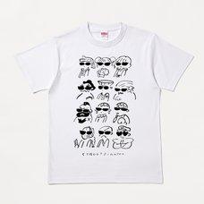 Street Fighter Line Art T-Shirt