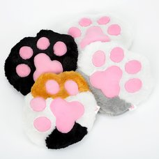 Funwari Nikukyu Cat Paw Cushions