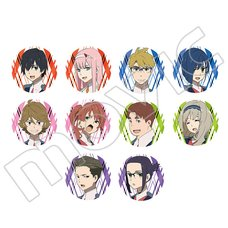 Darling in the Franxx Badge Collection Box Set