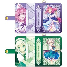 Touhou Project Pass Case Collection
