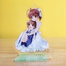 Key 20th Anniversary Clannad Acrylic Stand Keychain