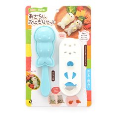 Nico Kitchen Seal Onigiri Set