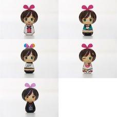 Kizuna AI 4th Birthday AI-chan Kokeshi Dolls