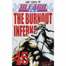 Bleach Vol. 45 (Japanese)