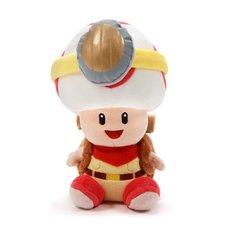 Captain Toad: Treasure Tracker Toad Plush