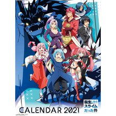 That Time I Got Reincarnated as a Slime 2021 Calendar A