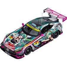 1/64 Scale Good Smile Hatsune Miku AMG 2020 Super GT Ver.