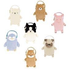 Premium Nemu Nemu Animals Smartphone Pouch Series