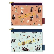 Bungo Stray Dogs Yuru Palette Ver. Clear Pouch Collection