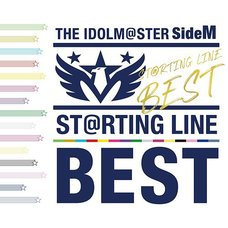 The Idolm@ster SideM St@rting Line Best (4-Disc Set)