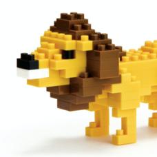 Nanoblock Lion