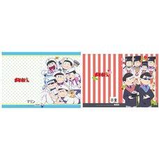 Osomatsu-san Clear Files