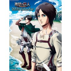 Attack on Titan 2021 Calendar