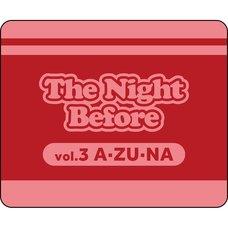 Love Live! Nijigasaki High School Idol Club UNIT LIVE & FAN MEETING Vol. 3 A・ZU・NA ~The Night Before~ Wristband