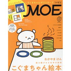 Moe August 2021