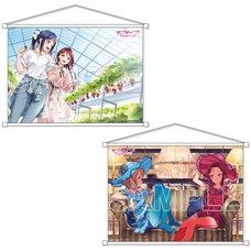 Love Live! Sunshine!! Aqours B2-Size Tapestry