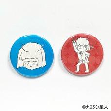 NayutalieN Pin Badge Set A