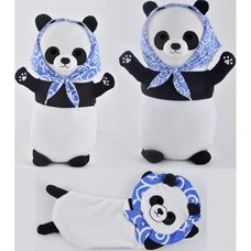 Shibazukin Friend Panda Cool Plush Collection