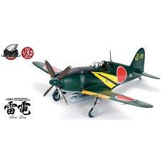 SWS 1/32 No. 05 J2M3 Raiden (Thunderbolt)