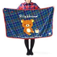 Rilakkuma Lap Blanket