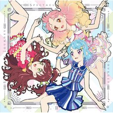 Spectacle Journey Vol. 2: TV Anime Data Carddass Aikatsu Friends! Season 2 Insert Song Single CD Vol. 2