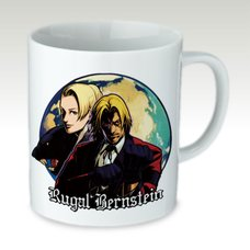 The King of Fighters '94: Rebout Rugal Bernstein Mug