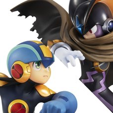 Game Character Collection DX Mega Man Battle Network Mega Man vs Forte