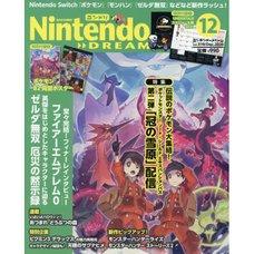 Nintendo Dream December 2020
