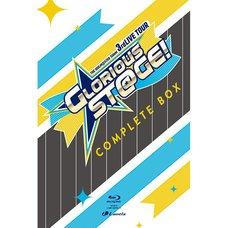 The Idolm@ster: SideM 3rd Live Tour: Glorious St@ge! Side Makuhari Live Blu-ray Complete Box (First Release Limited Edition)