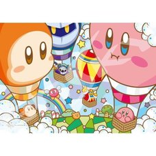 Kirby: Planet Robobot Balloon Festival Jigsaw Puzzle