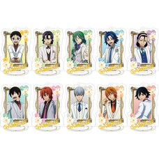 Yowamushi Pedal: Glory Line Present for You Acrylic Keychains w/ Display Stands Box Set