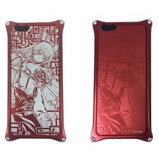Touhou Project x GILD design Fujiwara no Mokou iPhone Case