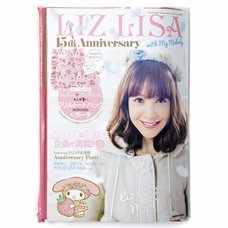 Liz Lisa 15th Anniversary with My Melody (w/ Frill Tote Bag & Pouch)