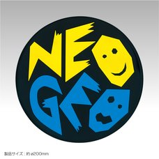 NEOGEO Big Rubber Coaster