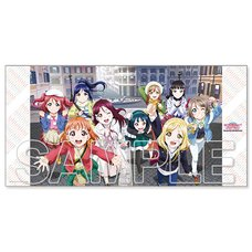 Love Live! Sunshine!! The School Idol Movie: Over the Rainbow Bath Towel