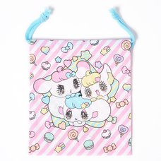 Peropero Sparkles Drawstring Bag
