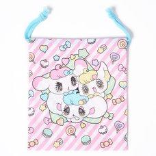 Peropero Sparkles Drawstring Bag