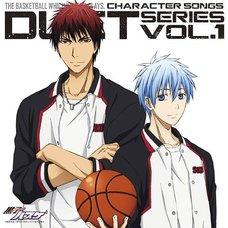 TV Anime Kuroko's Basketball Character Song Duet Series Vol. 1: Tetsuya Kuroko & Taiga Kagami