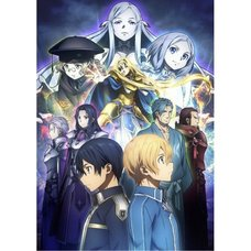 Sword Art Online: Alicization Season 1 Complete Blu-ray Set
