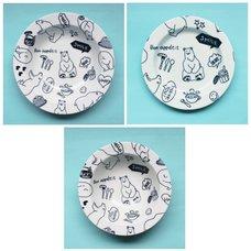 Cou Cou Polar Bear Tableware Series