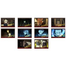 Lord El-Melloi II's Case Files File 2: The Seven Stars and the Eternal Cage Postcard Set