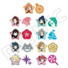 Love Live! Sunshine!! Sticker Collection Box Set